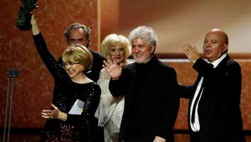 Goya-díj: Pedro Almodóvar alkotása tarolt a legfontosabb spanyol filmes gálán filmakadémia - illusztráció