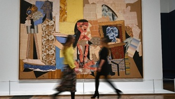 Picasso papíralapú munkáiból nyílt kiállítás Londonban - illusztráció