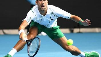 Australian Open: Fucsovics kiesett, Đoković továbbjutott - illusztráció