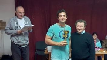 Sakk: Novak Pezelj nyerte meg a bajsai rapid tornát - illusztráció