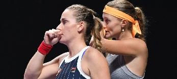 Australian Open: Babosék elődöntőbe jutottak - illusztráció