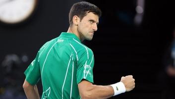 Australian Open: Đoković elődöntős - illusztráció