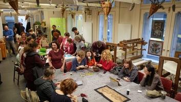 Nyitott Műhely: Az ötéves kezdeményezés ünnepén - illusztráció