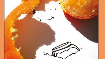 Jó Pajtás (2020. január 30.):  Meddig marad a medve a barlangjában? - illusztráció