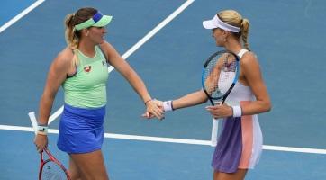 Australian Open: Babos Tímeáék bejutottak a döntőbe - A cikkhez tartozó kép