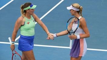 Australian Open: Babos Tímeáék bejutottak a döntőbe - illusztráció