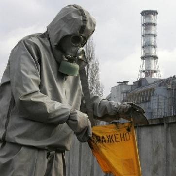 Élőlényt találtak a csernobili reaktorban, a sugárzást eszi - A cikkhez tartozó kép