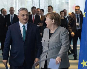 Merkel: Közös úton jár Németország és Magyarország - A cikkhez tartozó kép