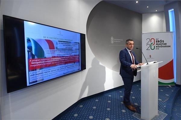 Potápi Árpád János: Elérhetővé váltak a magyarországi iskoláknak a külhoni osztálykirándulásokat finanszírozó Határtalanul! program következő tanévének pályázati kiírása