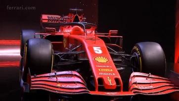 F1: Bemutatták az új Ferrarit - A cikkhez tartozó kép