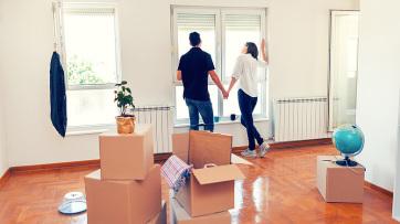 Az idén tovább lassul a lakásárak emelkedése Magyarországon - A cikkhez tartozó kép