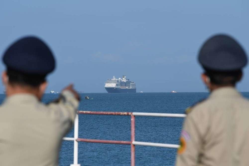A Westerdam óceánjárót korábban több ázsiai kikötőben is elutasították