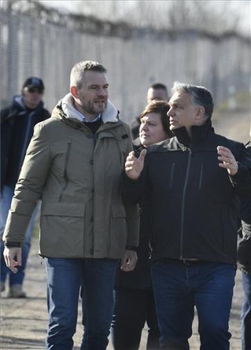 Orban: Migracioni pritisak na južnoj granici će se pojačavati - A cikkhez tartozó kép