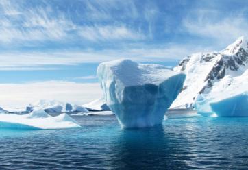 Először mértek 20 Celsius-fok fölötti hőmérsékletet az Antarktiszon - A cikkhez tartozó kép