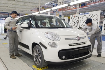 Kragujevac: A Fiatban ideiglenesen szünetel a termelés - A cikkhez tartozó kép
