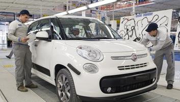 Kragujevac: A Fiatban ideiglenesen szünetel a termelés - illusztráció