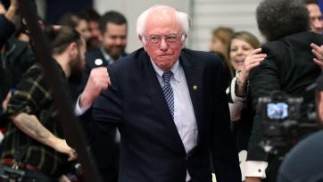Amerikai előválasztás: Felmérések szerint Bernie Sanders vezet a szuperkedden választó több tagállamban - A cikkhez tartozó kép
