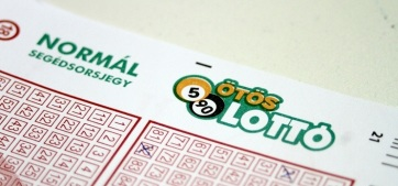 Magyarország: Az ötmilliárdos nyeremény miatt a héten több mint ötmillió lottószelvényt vettek - A cikkhez tartozó kép