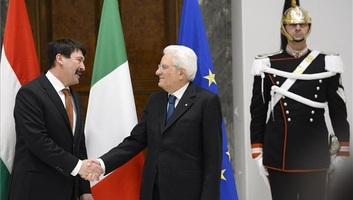 Áder: Az Európai Unió hitelessége múlik a bővítési folyamat felgyorsításán - illusztráció
