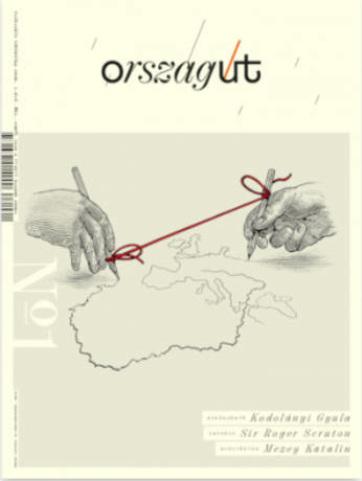 Magyarország: Országút címmel új kulturális lap indult - A cikkhez tartozó kép