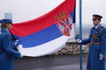 Szerbia az államiság napját ünnepli - A cikkhez tartozó kép