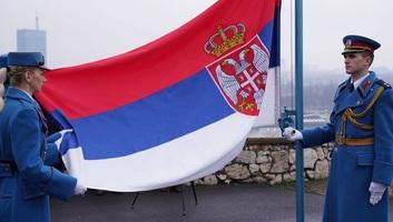 Szerbia az államiság napját ünnepli - illusztráció