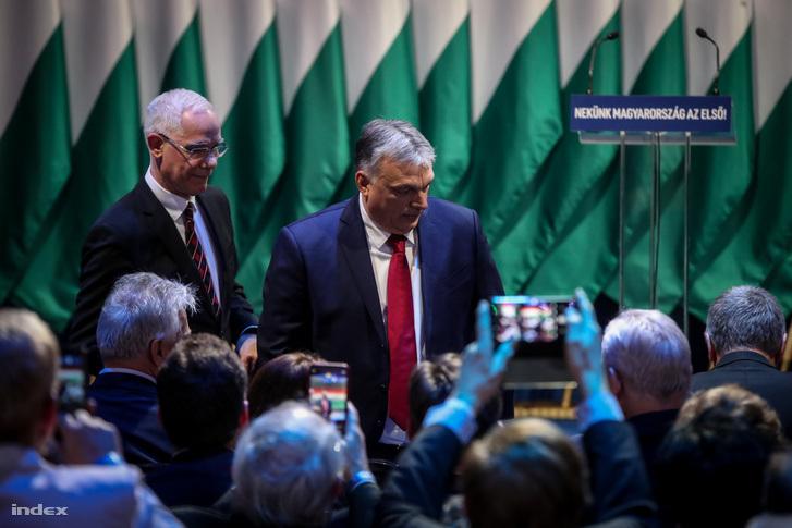 Orbán Viktor évet értékelt, az ellenzék meg őt (részletes