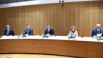 Vučić: Őszinte elkötelezettséget láttunk az EU részéről - illusztráció