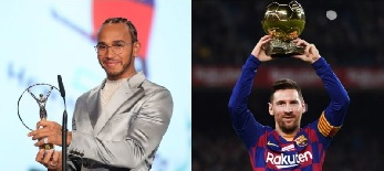 Messi és Hamilton megosztva lett az Év férfi sportolója a Laureus-gálán - illusztráció