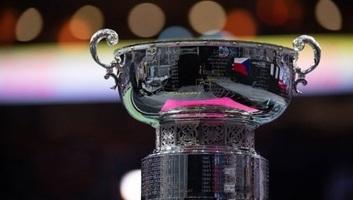 Tenisz: A címvédő ellen kezd a magyar válogatott a Fed-kupa-döntőn - illusztráció