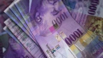 A svájci frank ismét közelít az euróhoz: Még ezer szerbiai frankhiteles van veszélyben - illusztráció