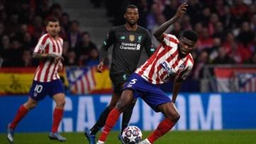 Labdarúgás BL: Az Atlético Madrid legyőzte a Liverpoolt - A cikkhez tartozó kép