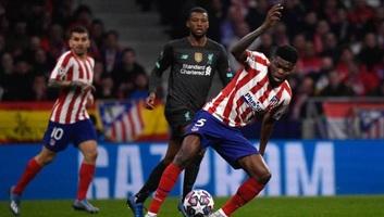 Labdarúgás BL: Az Atlético Madrid legyőzte a Liverpoolt - illusztráció