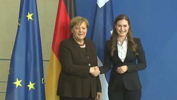 Merkel nehéz és kemény költségvetési tárgyalásokra számít a csütörtöki EU-csúcson - illusztráció