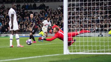 Labdarúgás BL: Az RB Leipzig idegenben győzte le a Tottenham csapatát - A cikkhez tartozó kép