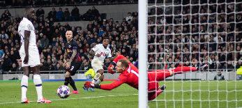 Labdarúgás BL: Az RB Leipzig idegenben győzte le a Tottenham csapatát - illusztráció