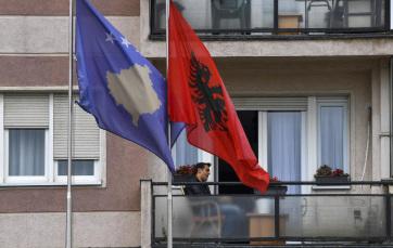 Cakaj: Tirana készen áll megszüntetni a határt Koszovóval - A cikkhez tartozó kép