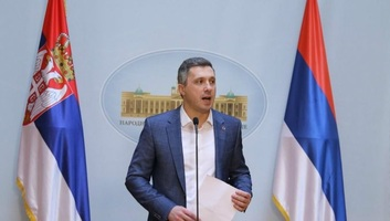 """""""Migránsok szerbiai betelepítése"""" ellen gyűjt aláírásokat a Dveri - illusztráció"""