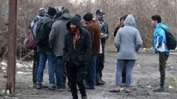 Öt feltételezett embercsempészt fogtak el Szerbiában - A cikkhez tartozó kép