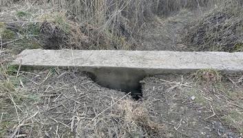 Újabb alagutat találták a tompai átkelő környékén, már a harmadikat - illusztráció