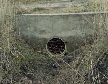 Újabb alagutat találták a tompai átkelő környékén, már a harmadikat - A cikkhez tartozó kép