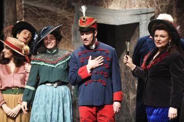Pozorište: U Košicama izveden komad u režiji Šandora Lasla - A cikkhez tartozó kép