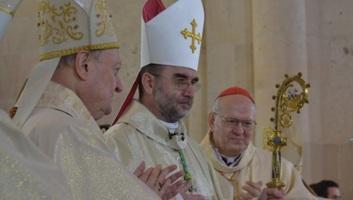 Gyulafehérváron püspökké szentelték, és az erdélyi római katolikus főegyházmegye élére állították Kovács Gergelyt - illusztráció