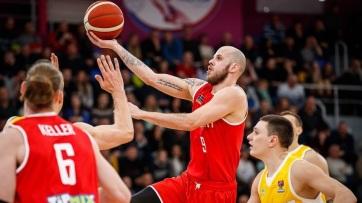 Férfi kosárlabda Eb-selejtező: Magyar győzelem Ukrajnában - A cikkhez tartozó kép