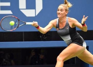 Tenisz : Babos már a nyitókörben kiesett Dohában - A cikkhez tartozó kép