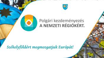 Magyar parlamenti támogatás a Székely Nemzeti Tanács európai polgári kezdeményezéséhez - illusztráció
