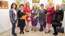 Nők tárlatát szervezte meg Magyarkanizsán a Vajdasági Képzőművészeti Kör - illusztráció