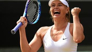 Tenisz: Marija Sarapova bejelentette visszavonulását - illusztráció