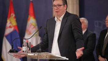 Vučić: Szerbiában nincsenek koronavírussal fertőzöttek - illusztráció