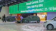 A koronavírus miatt lemondták a Genfi Nemzetközi Autókiállítást - illusztráció